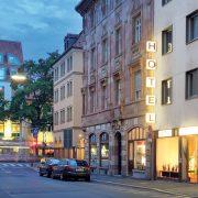 Central Hotel Würzburg Koellikerstraße